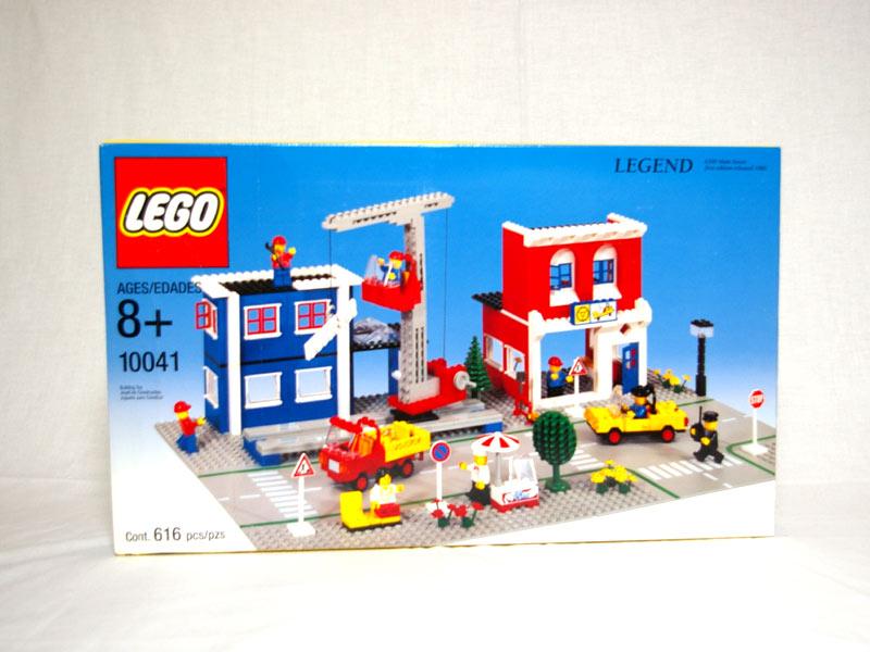 #10041 レゴ メインストリート
