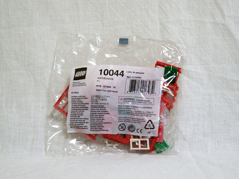 #10044 レゴ 窓パーツセット