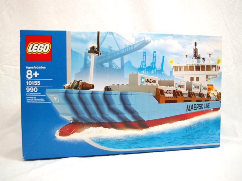 #10155 レゴ マースクラインコンテナ船 2010年版