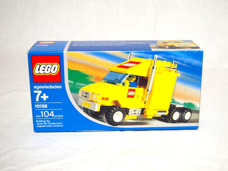 #10156 レゴ レゴトラック