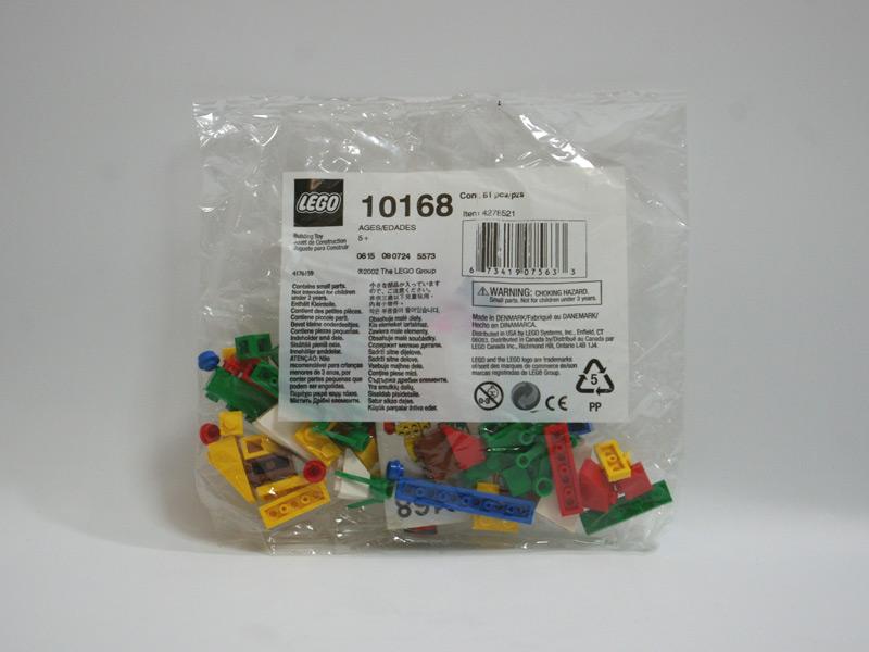 #10168 レゴ ミセス・バニー