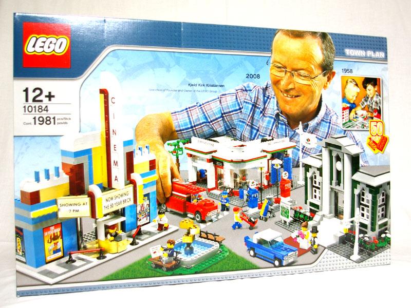 #10184 レゴ タウンプラン