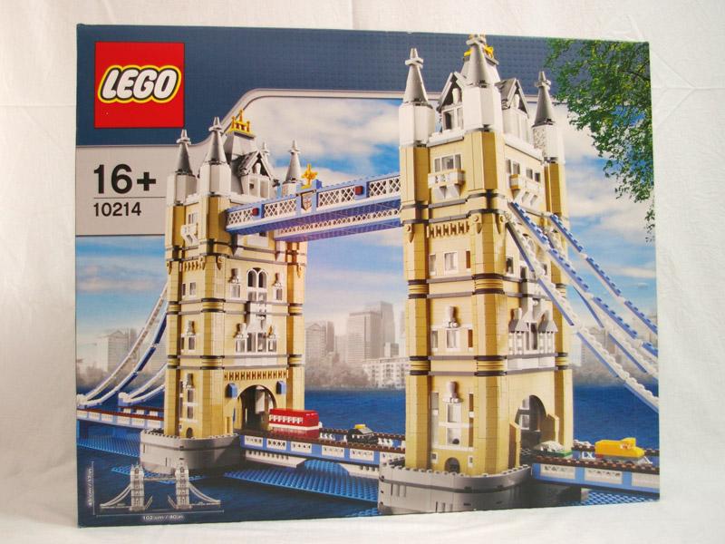 #10214 レゴ タワー・ブリッジ