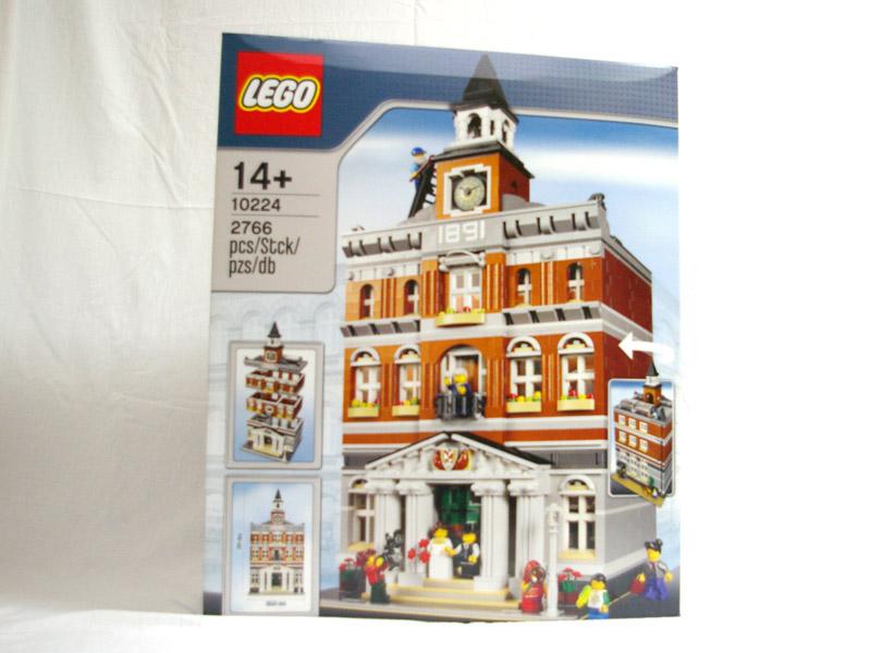 #10224 レゴ タウンホール