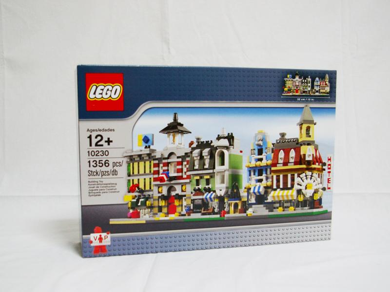 #10230 レゴ ミニモジュール