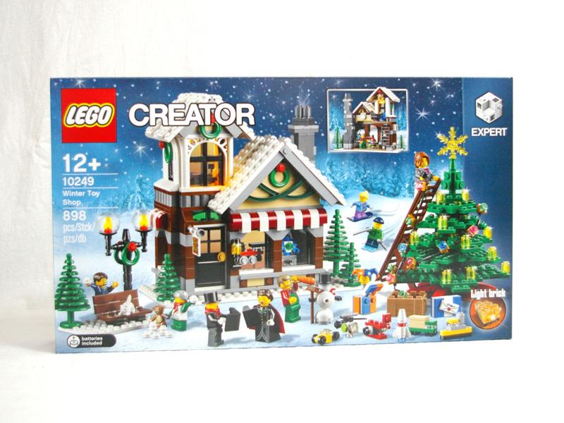 #10249 レゴ 冬のおもちゃ屋さん