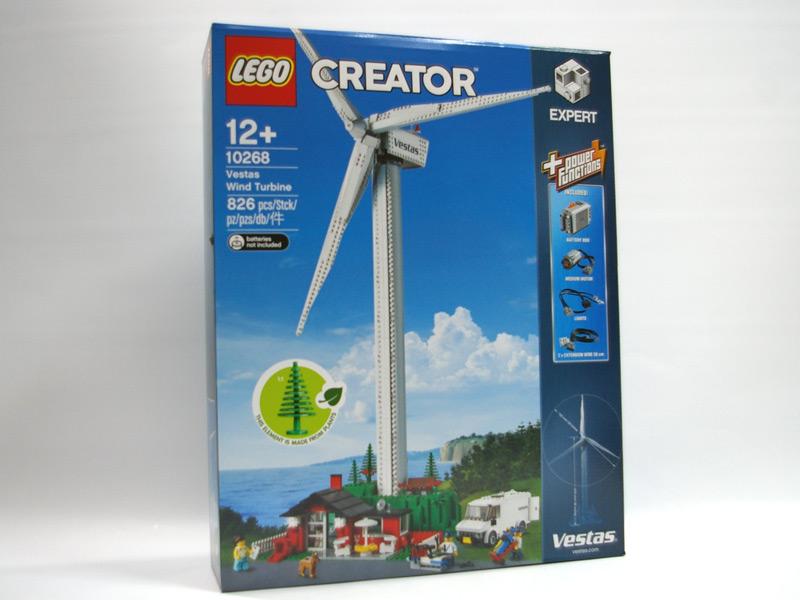 #10268 レゴ ヴェスタス風力発電所