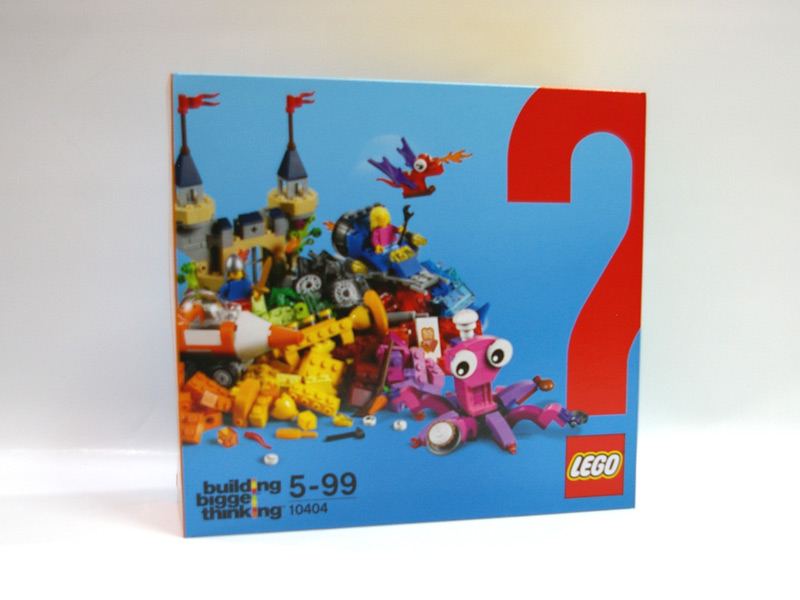 #10404 レゴ 海の底にはなにがある?