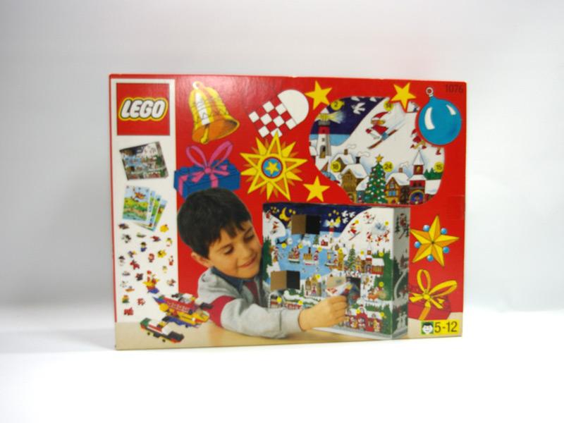 #1076 レゴ アドベントカレンダー 1999