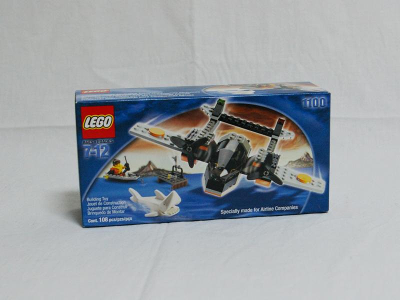 #1100 レゴ スカイパイレーツ