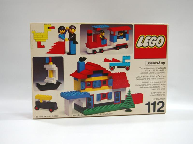 #112 レゴ 基本セット