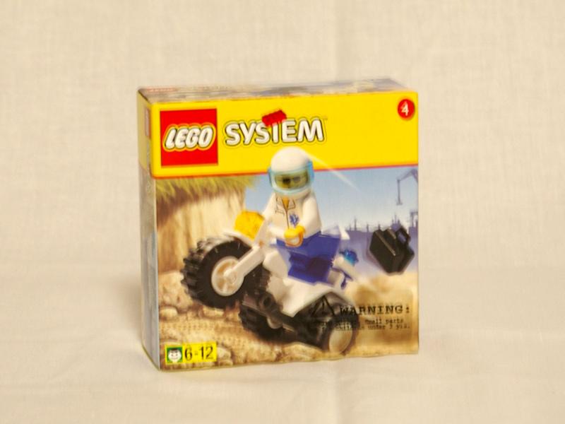 #1249 レゴ 3輪バイク