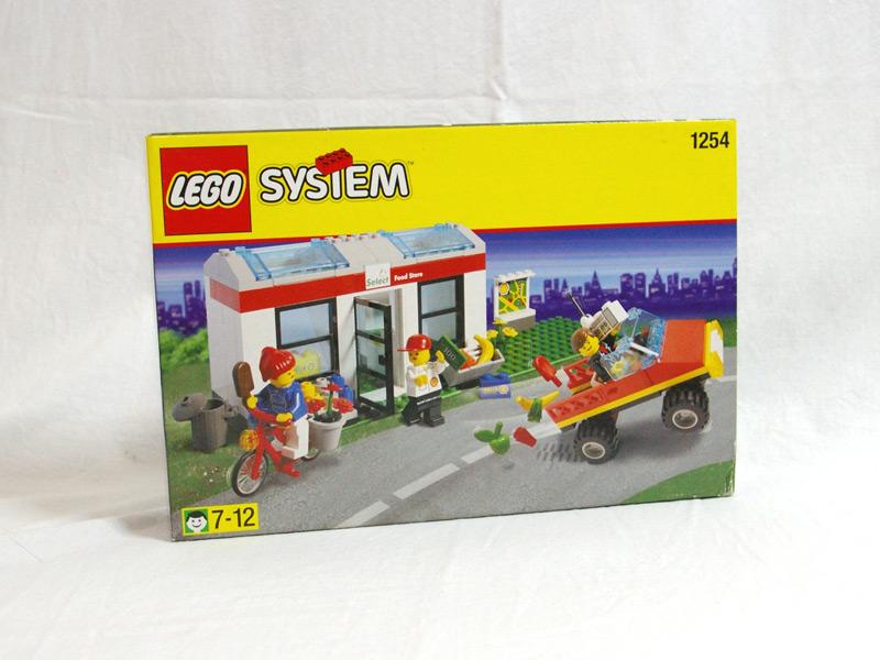 #1254 レゴ シェルセレクトショップ