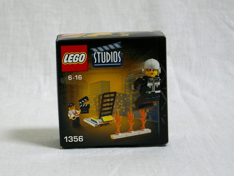 #1356 レゴ スタントマシーン