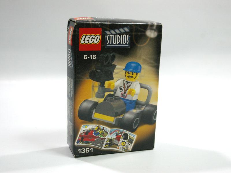 #1361 レゴ カメラカート