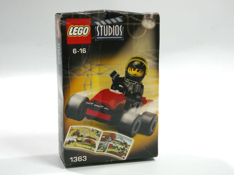 #1363 レゴ スタントバギー