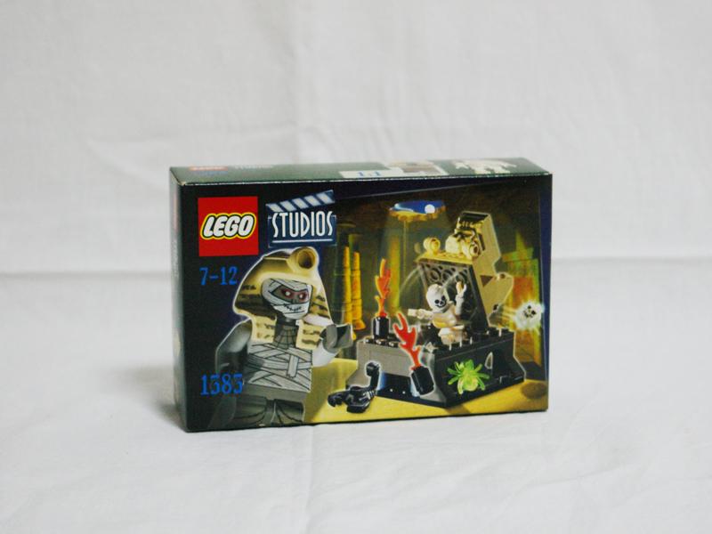 #1383 レゴ ファラオの復活シーン