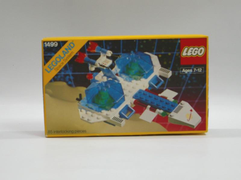 #1499 レゴ ツイン・スターファイアー
