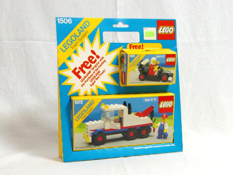 #1506 レゴ タウンバリューパック