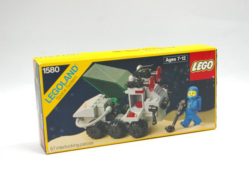 #1580 レゴ 月面探査車