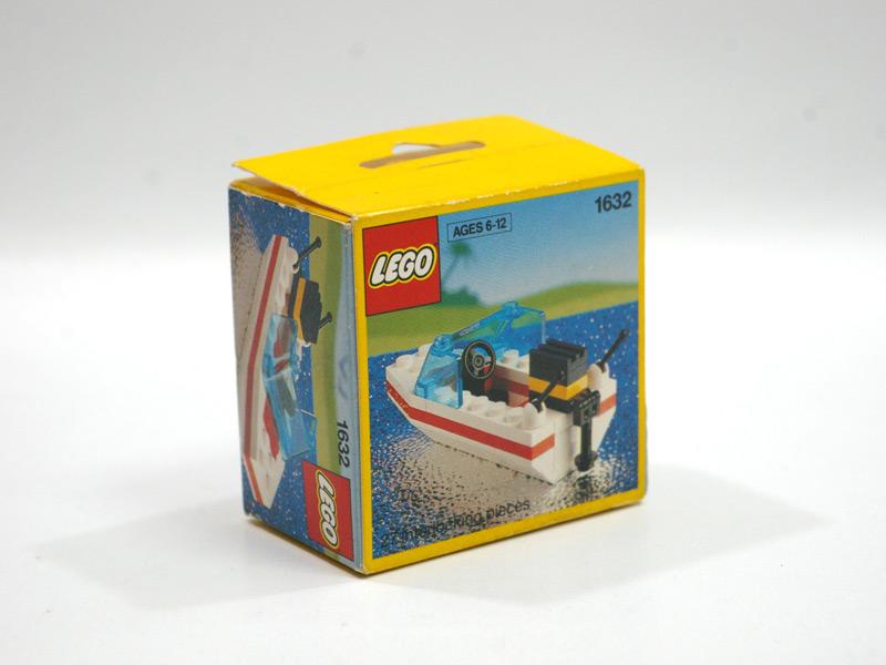 #1632 レゴ モーターボート