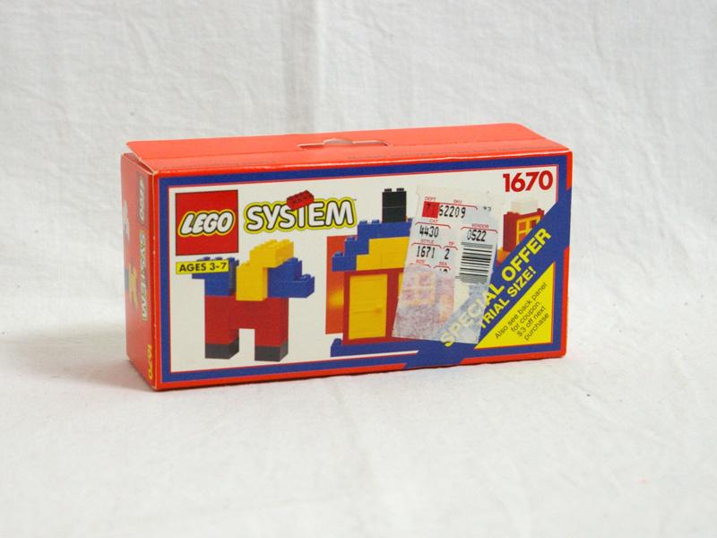 #1670 レゴ 基本セット