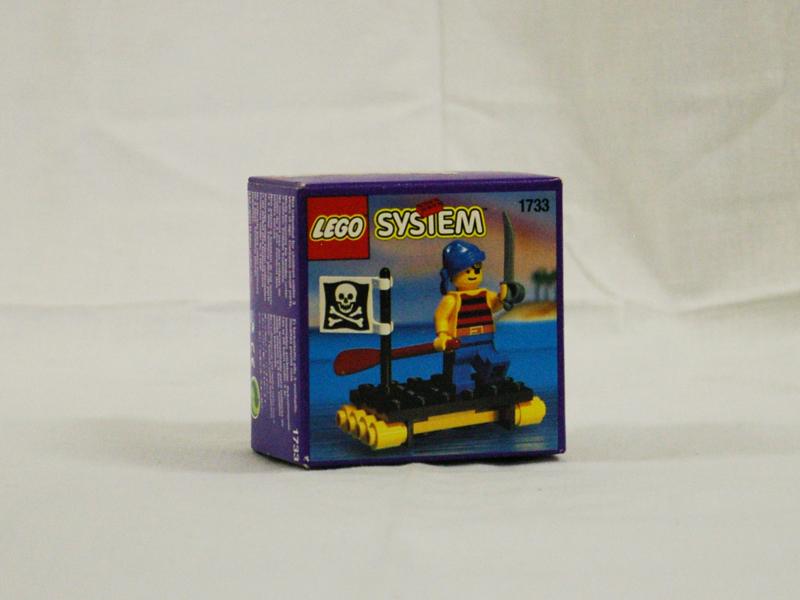 #1733 レゴ 遭難する海賊