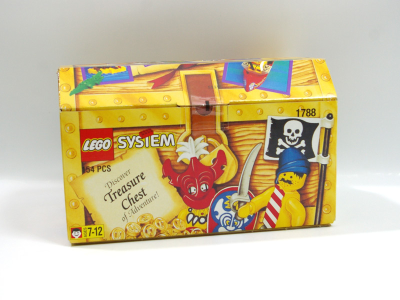 #1788 レゴ 宝箱