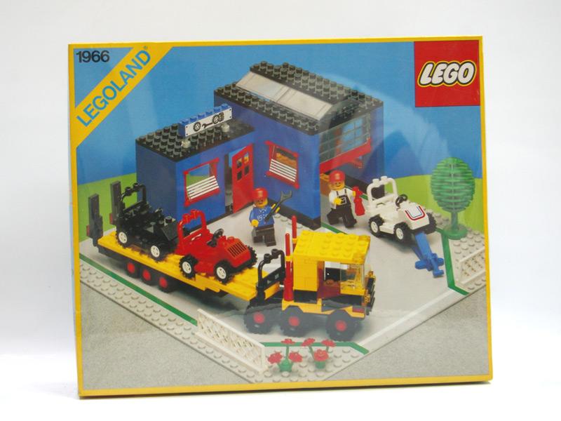 #1966 レゴ リペア・ショップ