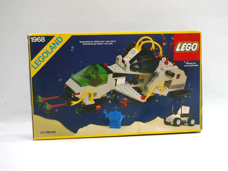 #1968 レゴ スペース・エクスプレス