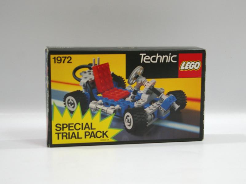 #1972 レゴ ゴーカート