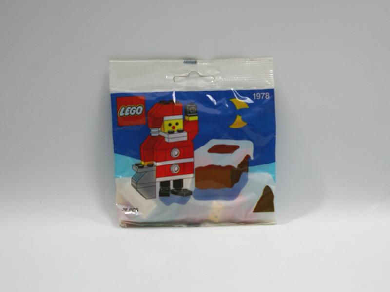 #1978 レゴ サンタクロース