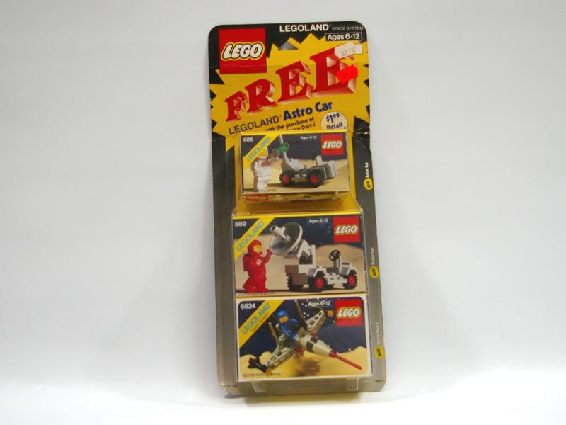 #1983 レゴ 宇宙シリーズバリューパック