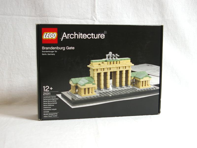 #21011 レゴ ブランデンブルグ門