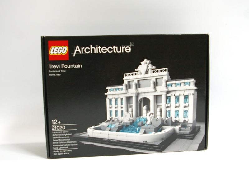 #21020 レゴ トレヴィの泉