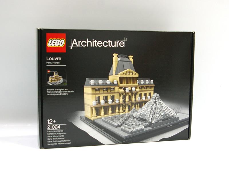 #21024 レゴ ルーブル美術館