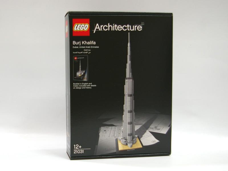 #21031 レゴ ブルジュ・ハリファ