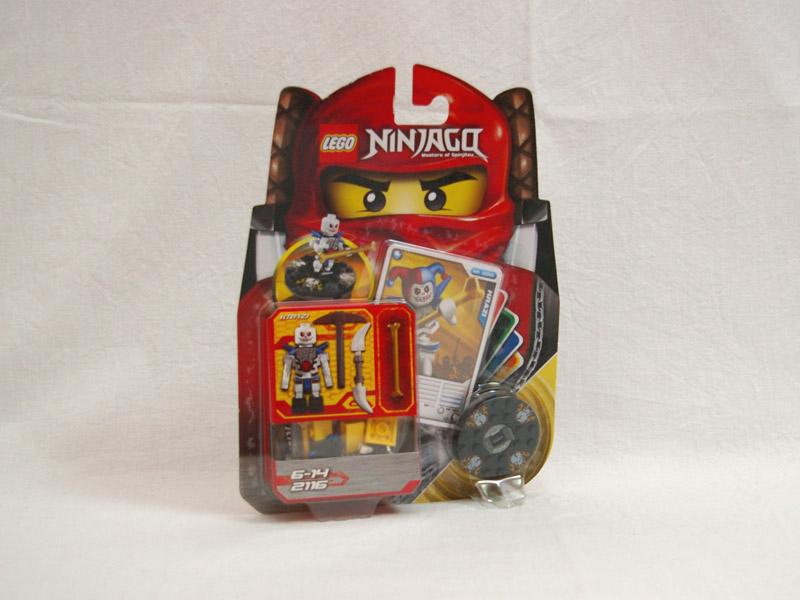 #2116 レゴ クラジ