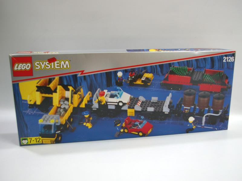 #2126 レゴ 貨車セット