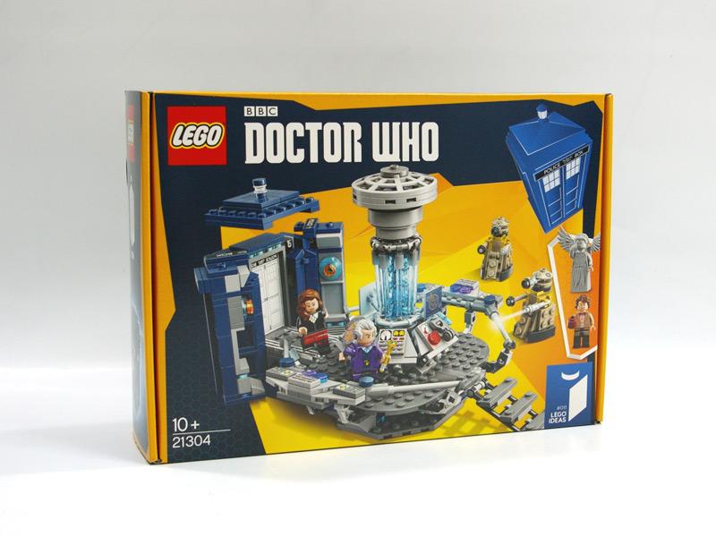 #21304 レゴ ドクター・フー