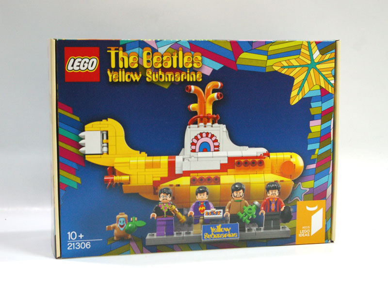 #21306 レゴ イエローサブマリン