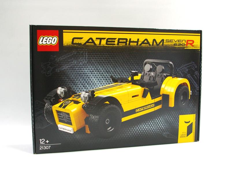 #21307 レゴ ケータハム セブン 620R