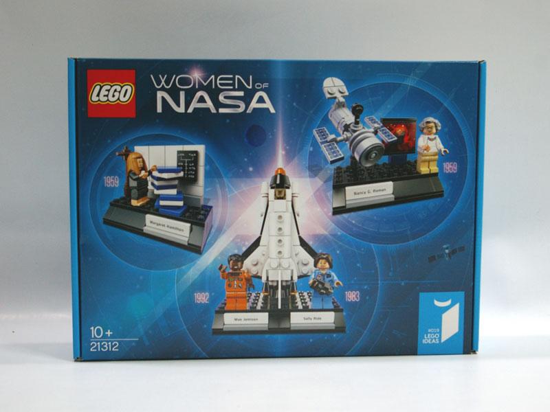 #21312 レゴ NASAの女性たち