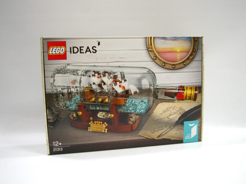 #21313 レゴ  シップ・イン・ボトル