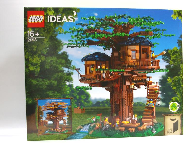 #21318 レゴ ツリーハウス