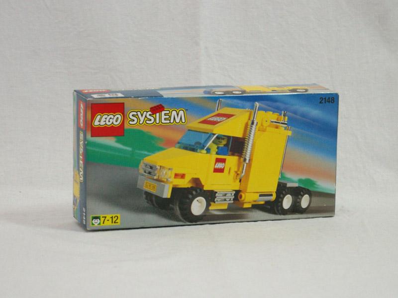 #2148 レゴ レゴトラック