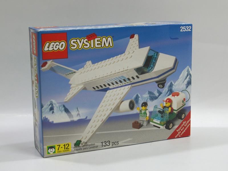 #2532 レゴ 旅客機