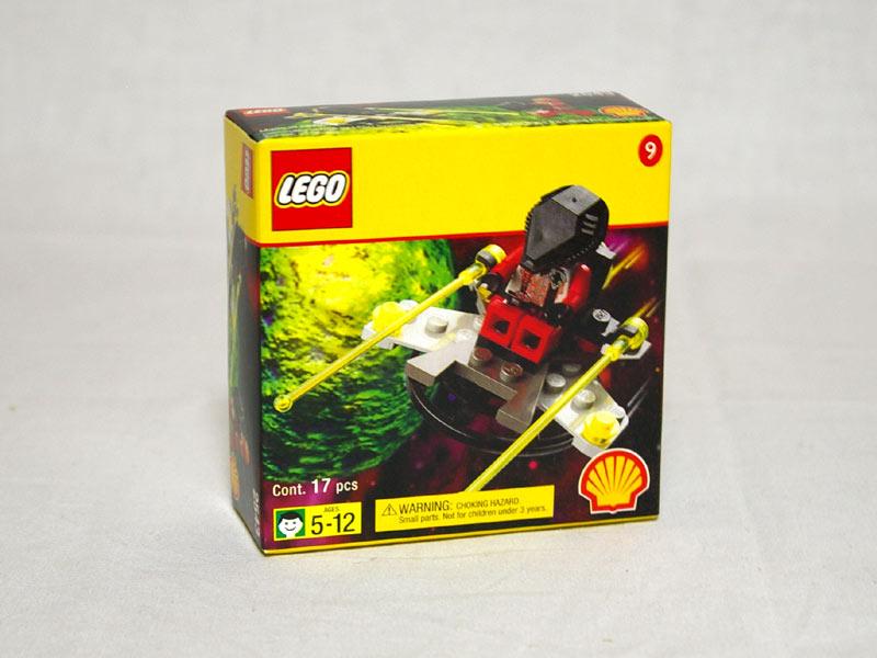 #2543 レゴ 宇宙船