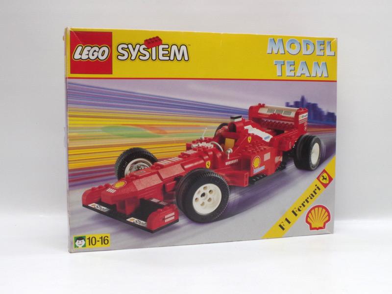 #2556 レゴ フェラーリF1
