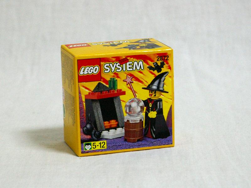 #2872 レゴ 魔女と暖炉